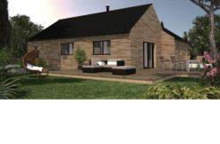 Maison+Terrain de 4 pièces avec 3 chambres à Vitré 35500 – 213317 € - MCHO-18-12-05-29