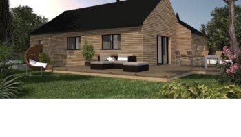 Maison+Terrain de 4 pièces avec 3 chambres à Servon sur Vilaine 35530 – 225697 € - MCHO-18-10-30-73