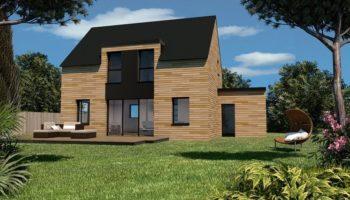 Maison+Terrain de 4 pièces avec 3 chambres à Mézières sur Couesnon  – 217105 € - MCHO-19-07-29-78