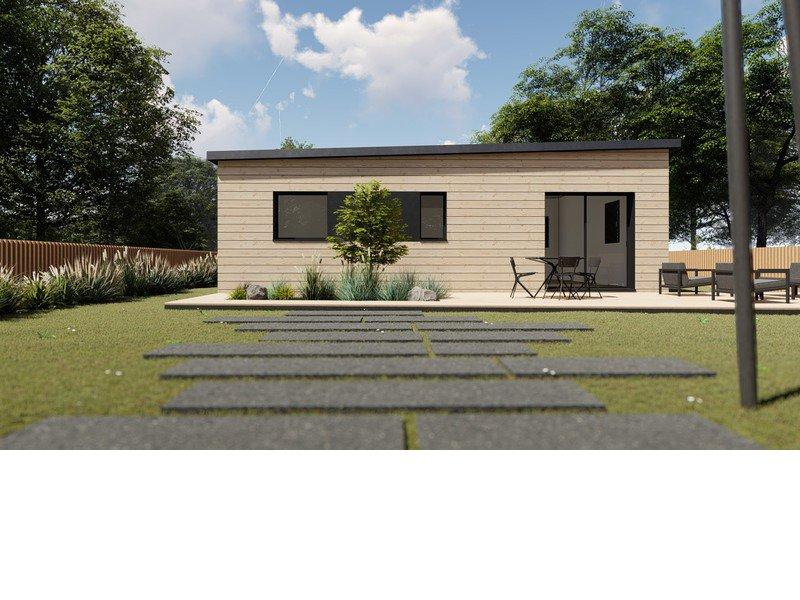 Maison+Terrain de 4 pièces avec 2 chambres à Cugand 85610 – 157024 € - JLD-19-09-10-16