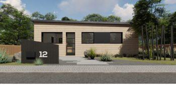 Maison+Terrain de 3 pièces avec 2 chambres à Pénestin 56760 – 154658 € - AFRO-19-02-25-35