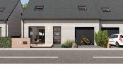 Maison+Terrain de 5 pièces avec 3 chambres à Saint Avé 56890 – 277962 € - BS-19-10-11-7