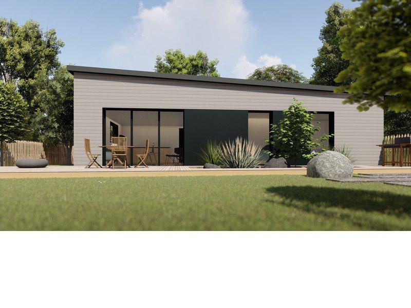 Maison+Terrain de 5 pièces avec 3 chambres à Treillières 44119 – 181611 € - JLD-19-02-07-52