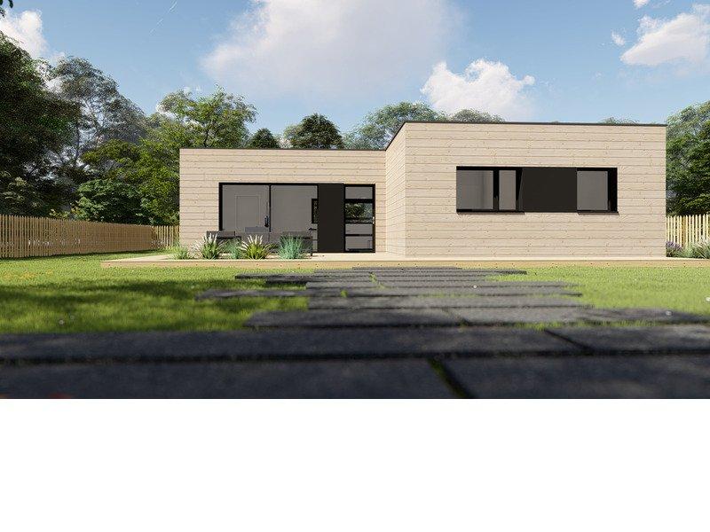 Maison+Terrain de 6 pièces avec 3 chambres à Treillières 44119 – 176044 € - JLD-19-02-07-58