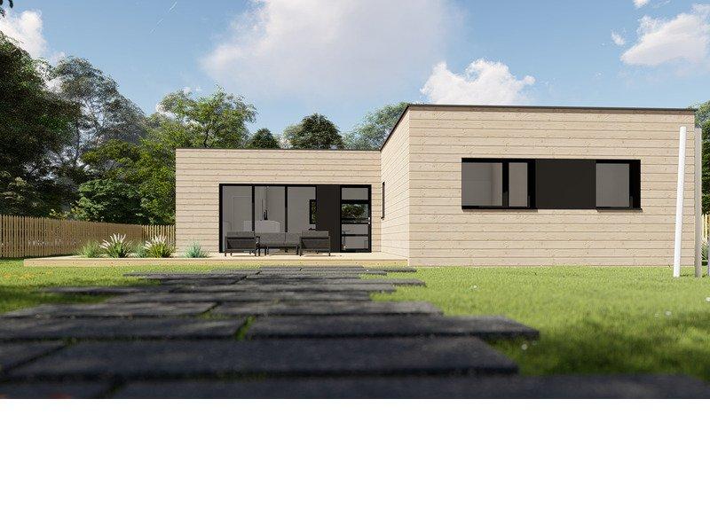 Maison+Terrain de 5 pièces avec 4 chambres à Gorges 44190 – 222849 € - JLD-19-01-28-11