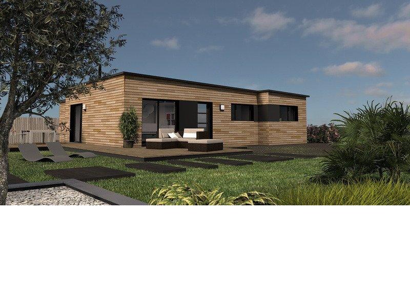 Maison+Terrain de 4 pièces avec 3 chambres à Sauvagnon 64230 – 208650 € - NLA-18-12-04-12