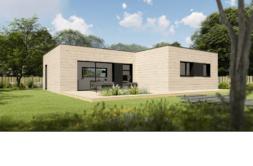 Maison+Terrain de 4 pièces avec 3 chambres à Saint Caprais de Bordeaux 33880 – 293000 € - YFAU-19-01-18-15