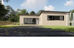 Maison+Terrain de 5 pièces avec 4 chambres à Lugasson 33760 – 228000 € - YFAU-18-11-19-20