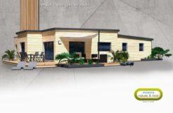 Maison+Terrain de 4 pièces avec 3 chambres à Saint Servais 29400 – 187940 € - DPOU-18-12-20-325