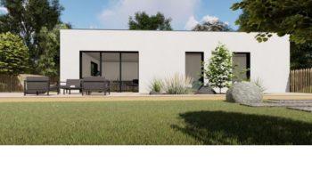 Maison+Terrain de 5 pièces avec 3 chambres à Plumelin 56500 – 159780 € - BS-18-11-22-7