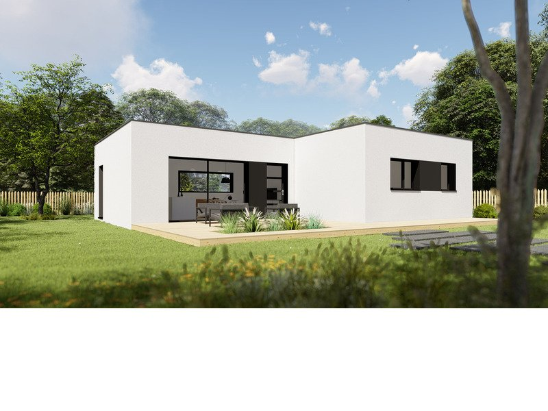Maison+Terrain de 5 pièces avec 3 chambres à Saint Philbert de Grand Lieu 44310 – 187164 € - JLD-19-02-06-6
