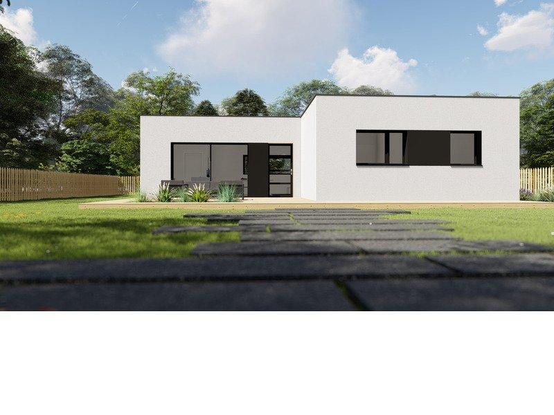 Maison+Terrain de 5 pièces avec 3 chambres à Gétigné 44190 – 197195 € - JLD-19-06-11-13