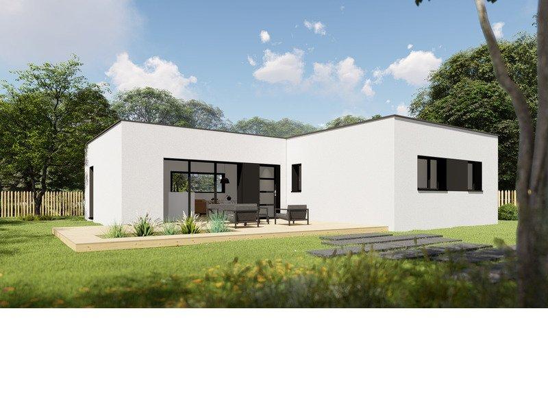Maison+Terrain de 5 pièces avec 4 chambres à Gorges 44190 – 237049 € - JLD-19-02-07-14