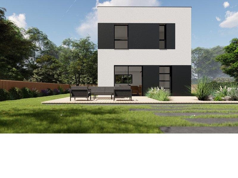 Maison+Terrain de 5 pièces avec 3 chambres à Blain 44130 – 163648 € - JLD-19-02-06-11
