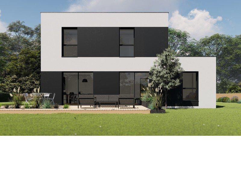 Maison+Terrain de 6 pièces avec 4 chambres à Blain 44130 – 206215 € - JLD-19-02-06-16