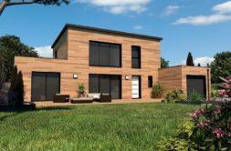 Maison+Terrain de 6 pièces avec 3 chambres à Saint Médard en Jalles 33160 – 542000 € - EMON-19-01-16-25