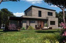 Maison+Terrain de 6 pièces avec 3 chambres à Saint Médard en Jalles 33160 – 472000 € - EMON-19-01-16-10
