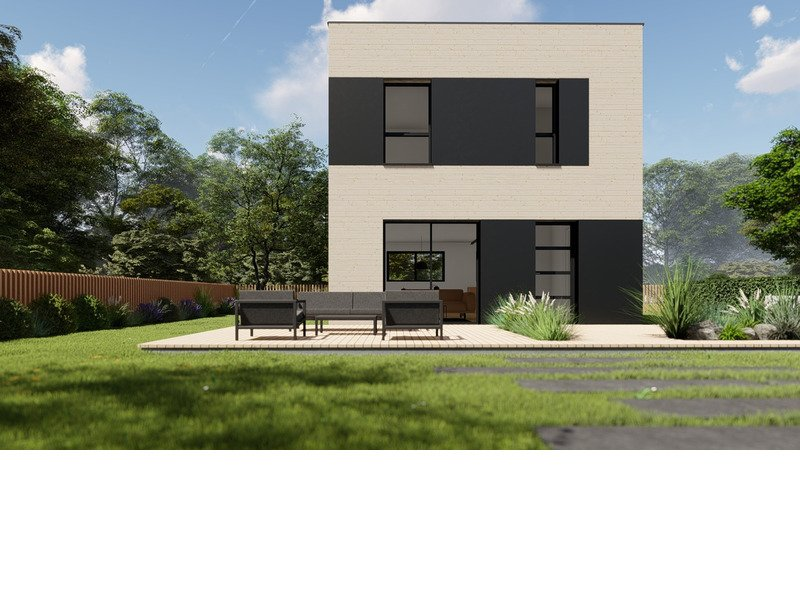 Maison+Terrain de 4 pièces avec 3 chambres à Loudéac 22600 – 192929 € - CHO-18-12-06-8
