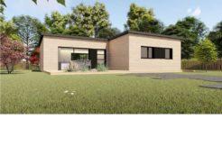 Maison+Terrain de 4 pièces avec 3 chambres à Saint Méloir des Ondes 35350 – 182870 € - MCHO-19-02-27-2