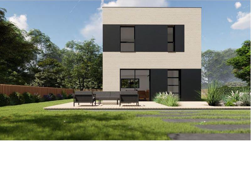 Maison+Terrain de 4 pièces avec 3 chambres à Bais 35680 – 137104 € - MCHO-19-01-07-42