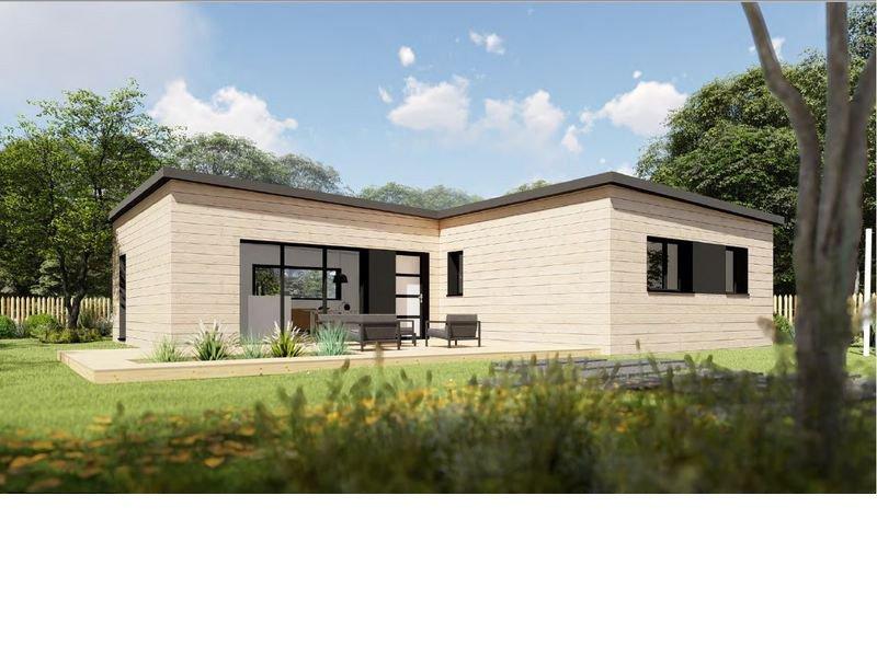 Maison+Terrain de 5 pièces avec 4 chambres à Mézières sur Couesnon 35140 – 174341 € - MCHO-19-09-03-144