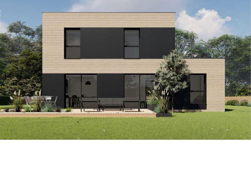 Maison+Terrain de 5 pièces avec 4 chambres à Talensac 35160 – 192723 € - MCHO-19-01-07-54