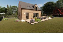 Maison+Terrain de 4 pièces avec 3 chambres à Daoulas 29460 – 249000 € - CPAS-19-01-16-23