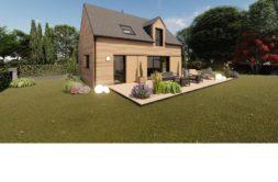 Maison+Terrain de 4 pièces avec 3 chambres à Brest 29200 – 222284 € - CPAS-19-09-05-2
