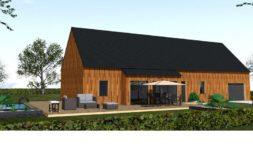 Maison+Terrain de 4 pièces avec 3 chambres à Tinténiac 35190 – 264907 € - MCHO-18-12-12-28