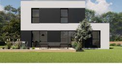 Maison+Terrain de 5 pièces avec 4 chambres à Ergué Gabéric 29500 – 212500 € - MBE-19-02-11-2