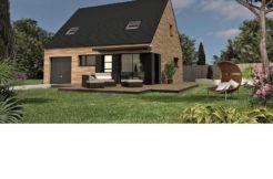 Maison+Terrain de 5 pièces avec 4 chambres à Fouesnant 29170 – 214718 € - MBE-19-01-28-2