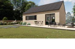 Maison+Terrain de 3 pièces avec 2 chambres à Landerneau 29800 – 154244 € - CPAS-19-03-05-47