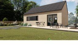 Maison+Terrain de 3 pièces avec 2 chambres à Landéda 29870 – 142000 € - CPAS-19-02-04-34