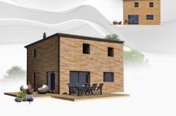 Maison+Terrain de 5 pièces avec 3 chambres à Auriac sur Vendinelle 31460 – 157000 € - BJE-18-12-30-26