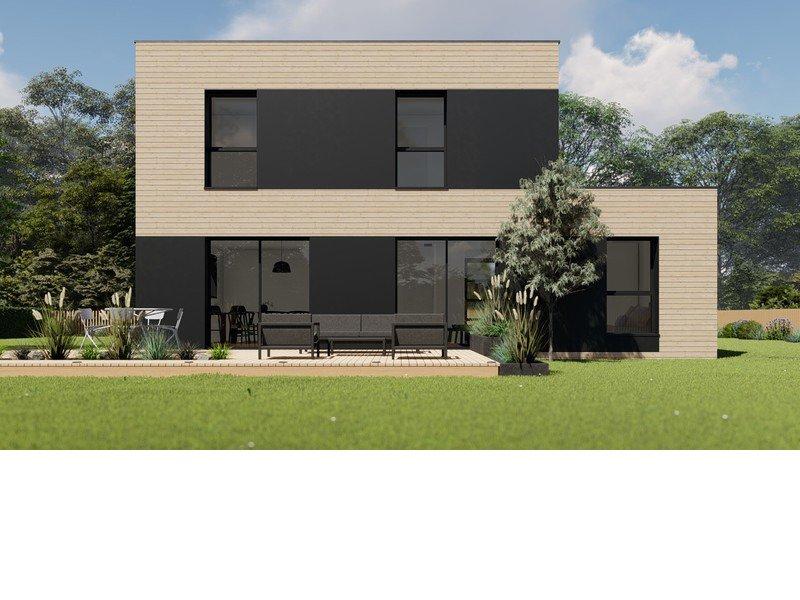 Maison+Terrain de 5 pièces avec 4 chambres à Brech 56400 – 249900 € - RQU-19-02-01-6