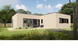 Maison+Terrain de 5 pièces avec 4 chambres à Noyalo 56450 – 232760 € - RQU-19-06-18-1