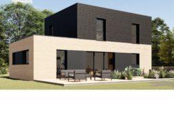 Maison+Terrain de 5 pièces avec 4 chambres à Bréal sous Vitré 35370 – 186905 € - DDEM-19-06-11-64