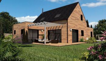 Maison+Terrain de 5 pièces avec 3 chambres à Theil de Bretagne 35240 – 231401 € - DDEM-19-02-22-4