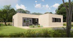 Maison+Terrain de 4 pièces avec 3 chambres à Moustoir Ac 56500 – 156842 € - RQU-20-02-27-2