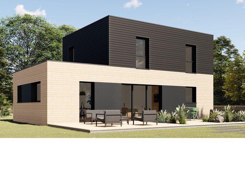 Maison+Terrain de 5 pièces avec 4 chambres à Inzinzac Lochrist 56650 – 199200 € - RQU-19-06-18-4