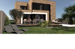 Maison+Terrain de 6 pièces avec 3 chambres à Saint Geniès Bellevue 31180 – 403538 € - CPO-19-06-14-15