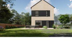 Maison+Terrain de 4 pièces avec 3 chambres à Brest 29200 – 192284 € - CPAS-20-01-14-15