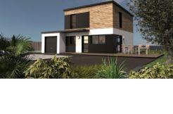 Maison+Terrain de 5 pièces avec 4 chambres à Gouesnach 29950 – 220745 € - RCAB-19-02-15-6