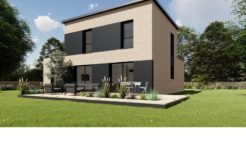 Maison+Terrain de 5 pièces avec 4 chambres à Melgven 29140 – 206200 € - RCAB-20-01-30-7