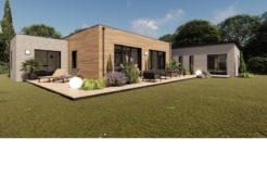 Maison+Terrain de 5 pièces avec 3 chambres à Ergué Gabéric 29500 – 347093 € - RCAB-20-01-21-27