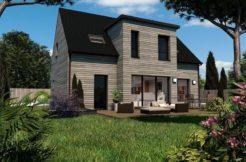 Maison+Terrain de 5 pièces avec 4 chambres à Gouesnach 29950 – 225641 € - RCAB-19-02-15-15