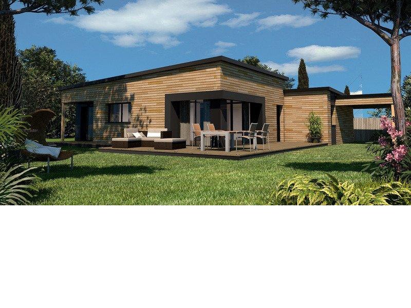 Maison+Terrain de 5 pièces avec 4 chambres à Rosporden 29140 – 234235 € - RCAB-19-08-21-69