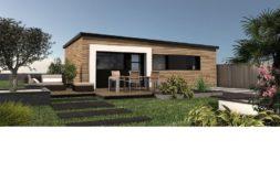 Maison+Terrain de 3 pièces avec 2 chambres à Melgven 29140 – 156151 € - RCAB-19-02-08-4