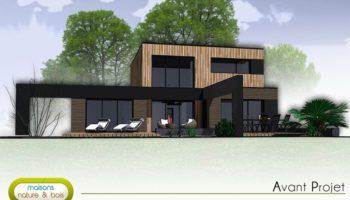 Maison+Terrain de 6 pièces avec 4 chambres à Mesquer 44420 – 452129 € - AFRO-19-03-07-8