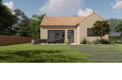 Maison+Terrain de 3 pièces avec 2 chambres à Thairé 17290 – 152422 € - CHERV-19-03-11-32